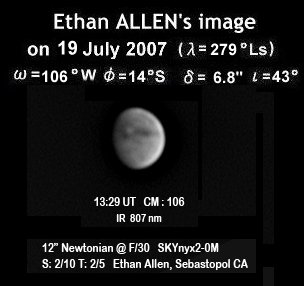 2005 Mars Images Eal
